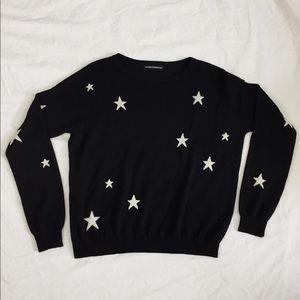 Brandy Melville Alanis Star Sweater